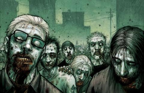 Robert Kirkman, The Walking Dead (2008-)
