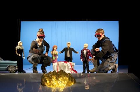 Il Ring di Wagner in versione per marionette