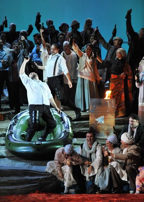 Otello - Festival Enescu, Bucarest 2013