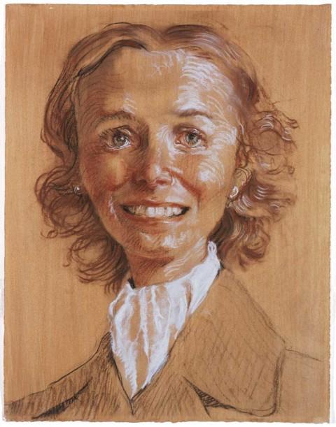 John Currin, Anita Joy, 2001 - collezione Iannaccone