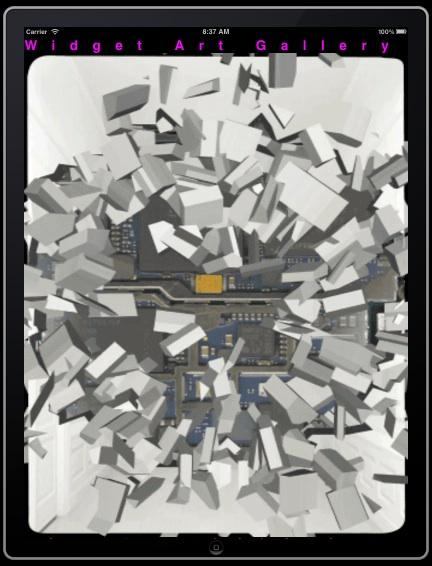 Displacement Map @ Widget Art Gallery