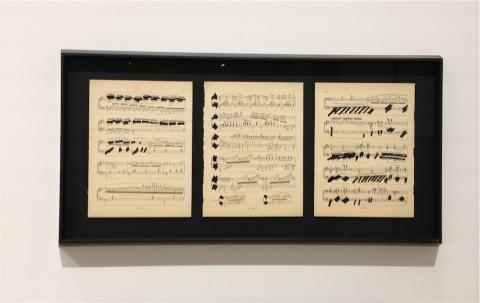 Giuseppe Chiari, Musica segnata, 1972