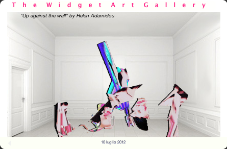 Helen Adamidou @ Widget Art Gallery