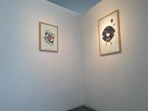 LOME - veduta della mostra presso Palazzo Lomellini, Carmagnola 2013