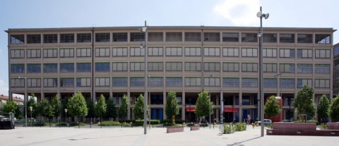 Il Centro Congressi Lingotto di Torino