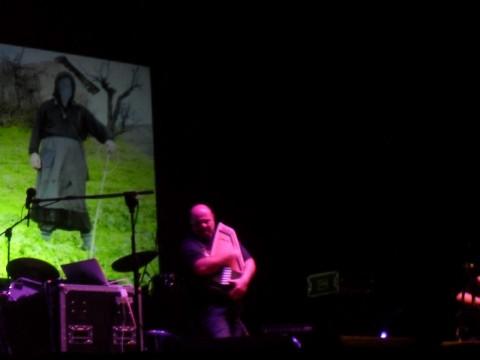 La danza dei Lemming - Teho Teardo - Teatro Colosseo, Torino 2013