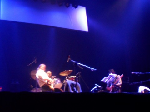La danza dei Lemming - Amon Düül - Teatro Colosseo, Torino 2013