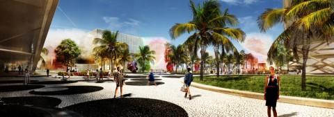 Carlo Ratti with BIG - The Miami Beach Convention Center (MBCC)