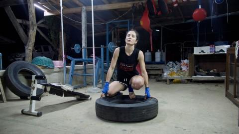 Sabina Grasso, Warriorday