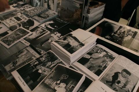 NY Art Book Fair - Hamburger Eyes