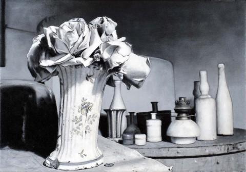 Andrea Facco, Grigiocolore 5, 2008 - courtesy Galleria Goethe, Bolzano