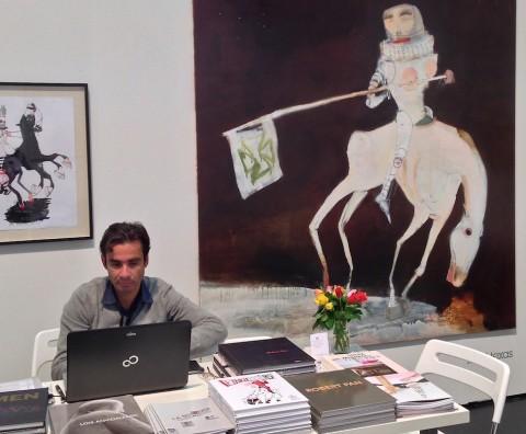 ViennaFair2013 – Alessandro Casciaro, Galleria Goethe, Bolzano