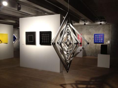 Percezione e Illusione: Arte Programmata e Cinetica italiana - MACBA, Buenos Aires