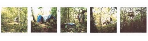 Adelita H. Bey, Serie di cinque fotografie, 2008