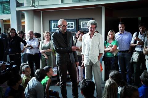 E-straordinario for Kids - laboratorio con Mario Airò - photo Stefano Menconi