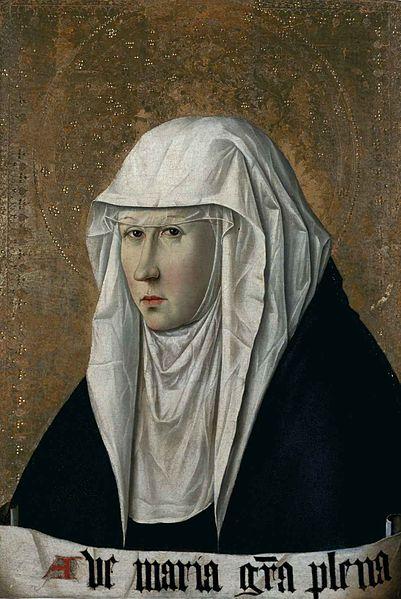 Antonello da Messina - Annunciata - 1452 - Como, Musei Civici