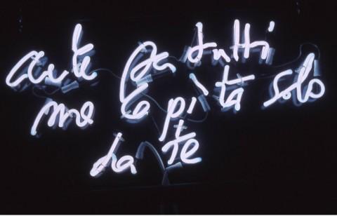 Pierre Bismuth, Arte per tutti, ma capìta solo da te, 2003