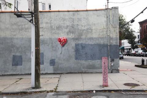 Banksy, Brooklyn - prima