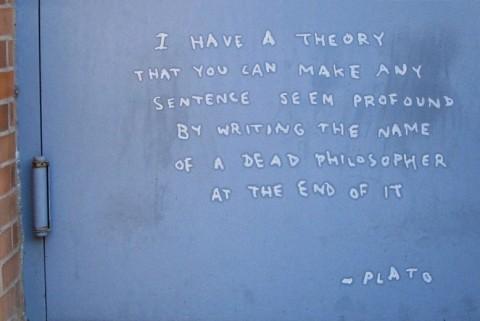 Banksy, Greenpoint - prima