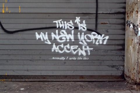 Banksy, Westside - prima