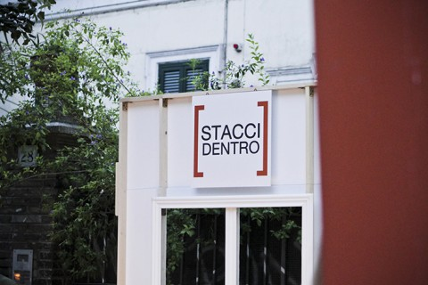 [Co]Factor e Sporco Impossibile - StacciDentro#1 - 28-29 settembre, Isola Pedonale del Pigneto - Roma, 2013