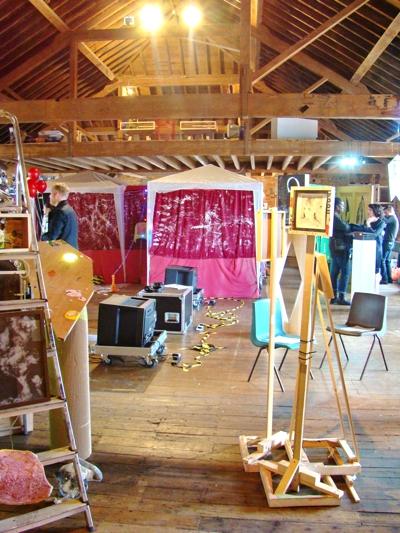 Sluice Art Fair, Londra 2013