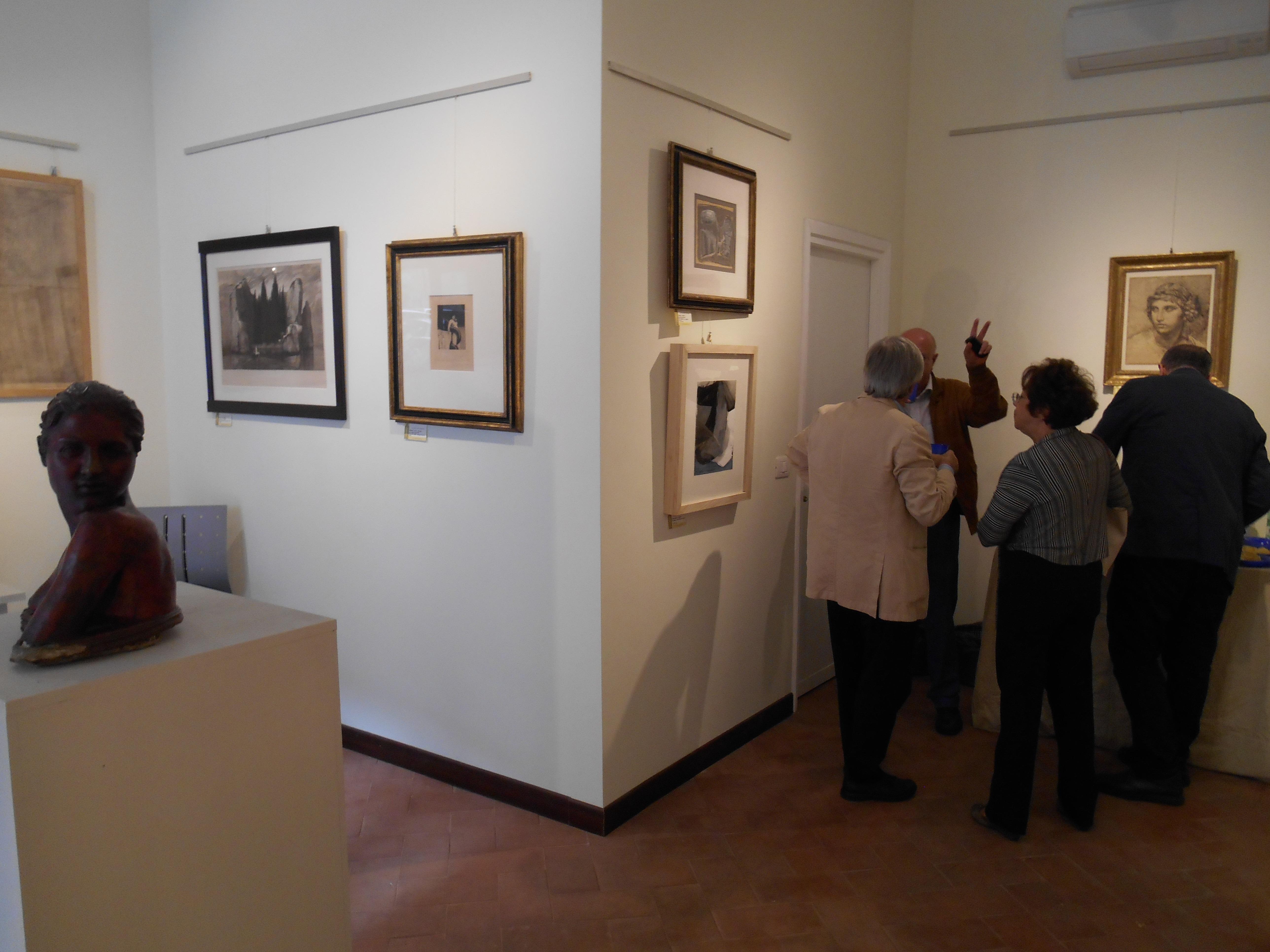 Una mostra su Duilio Cambellotti e uno stand ad Arte Fiera. La galleria romana Aleandri cambia sede e inaugura la nuova stagione