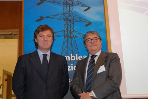 Flavio Cattaneo e Luigi Roth
