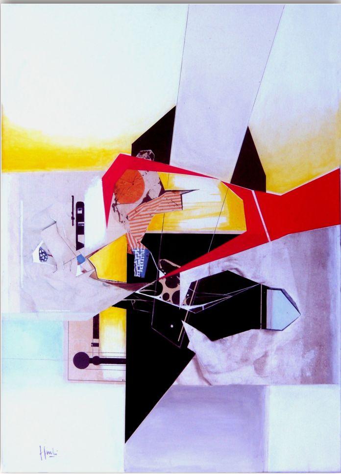 Franco Giuli, Meccanica spaziale 1, 1961-63