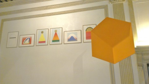 Francisco Tropa - Terra Platonica - veduta della mostra presso la Galleria Caterina Tognon, Venezia 2013