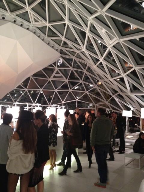H&M - inaugurazione del flagship store di Roma