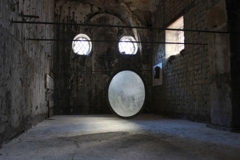 Gian Maria Tosatti, La Peste (Sette stagioni dello spirito, I), Chiesa dei SS. Cosma e Damiano, Napoli 2013