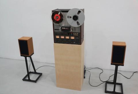 Deimantas Narkevicius - Matching the TU.144 (2012) – installazione sonora, 10' ca