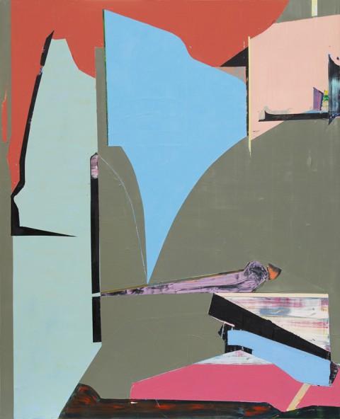 Jessica Buhlmann - Cluster, 2010