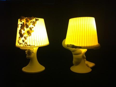 Daan van den Berg - Merrick Lamp @ MAD Museum
