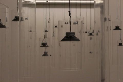 Roberto Pugliese - Emergenze acustiche - veduta dell'installazione alla Tenuta dello Scompiglio, Lucca 2013 - photo Donatella Lombardo - courtesy Associazione Culturale Dello Scompiglio
