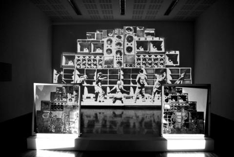 Matteo Maino, E tutti guardano il totem, 2012