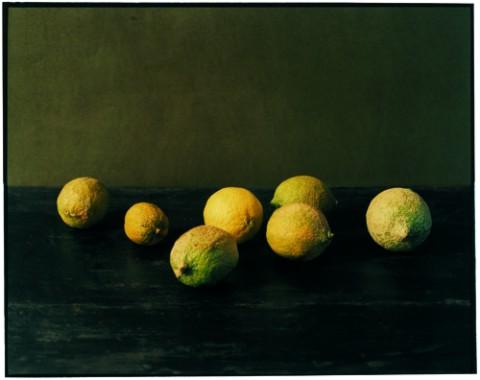 Patrick Faigenbaum, Citrons, Santulussurgiu, 2006 - courtesy l'artista