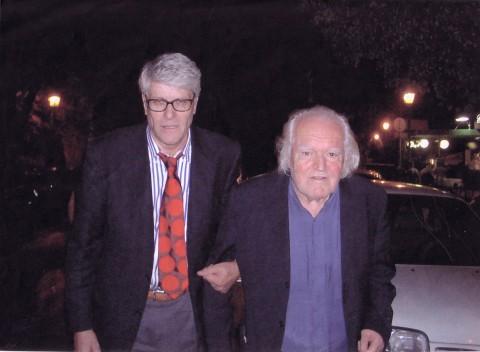 Pio Monti e Mario Merz, 2005