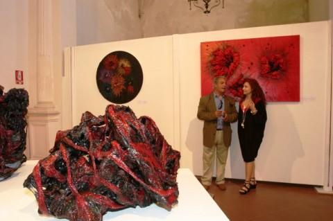 Una mostra di Fiamma Zagara