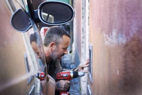 Dan Witz - Public & Confidential - Wunderkammern, Roma 2013