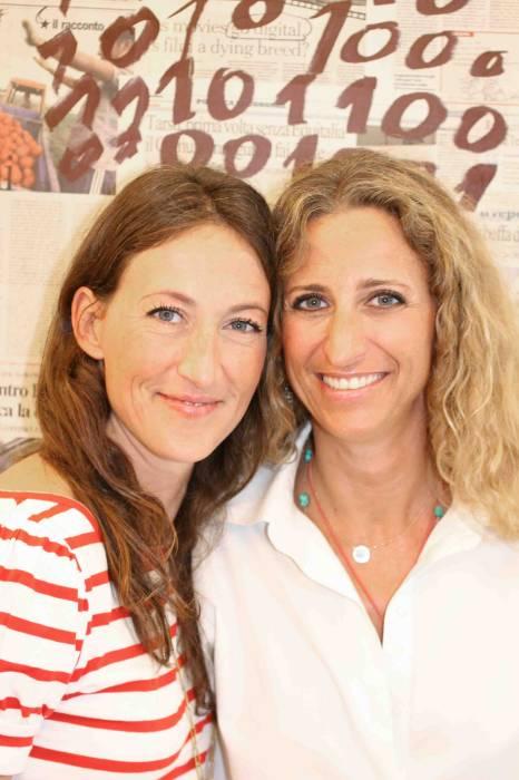 Chiara Repetto e Francesca Kaufmann