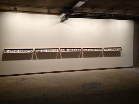 Tacita Dean - veduta della mostra presso la Frith Street Gallery, Londra 2013