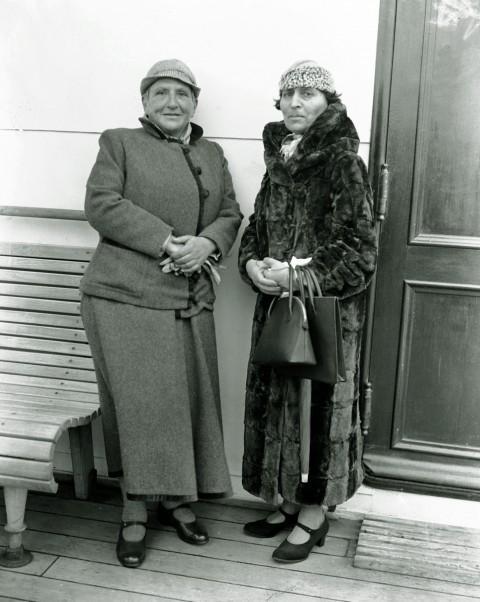Gertrude Stein e Alice B. Toklas