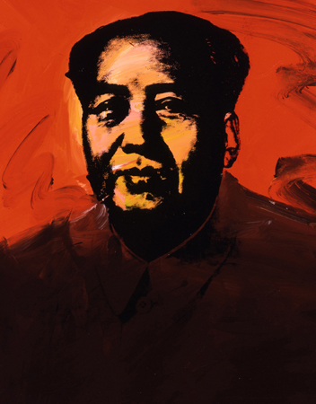 Andy Warhol, Mao, 1973 - The Andy Warhol Museum, Pittsburgh - (c) The Andy Warhol Foundation for Visual Arts
