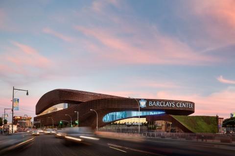 Shop Architect, Barclays Center