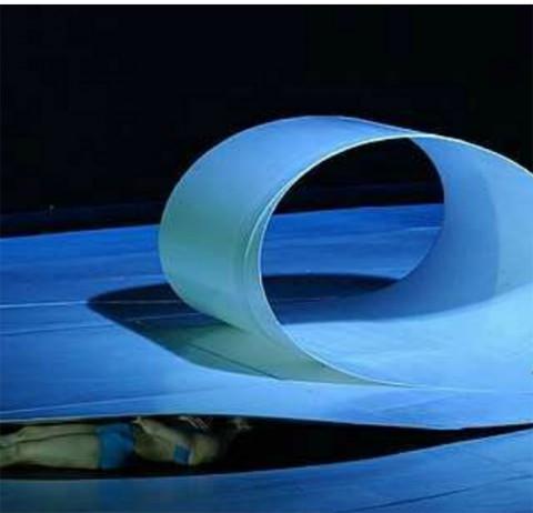 Orazio Carpenzano, Architettura per Physico di Lucia Latour - Teatro Vascello, Roma 2001/2002