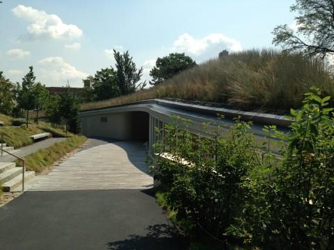 Weiss/Manfredi, Brooklyn Botanic Garden