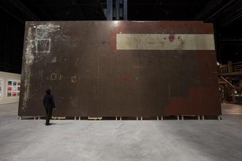 Dieter Roth & Björn Roth - Islands - veduta della mostra presso HangarBicocca Milano 2013 - photo Agostino Osio - Courtesy Fondazione HangarBicocca, Milano - Tutti i lavori © Dieter Roth Estate, courtesy Hauser & Wirth