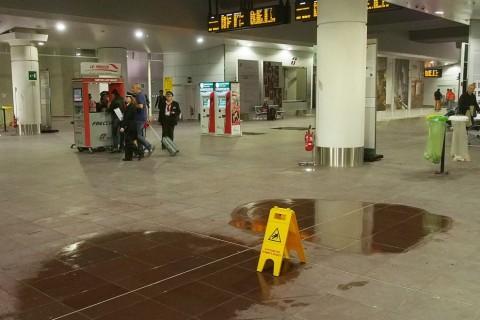 Stazione Alta Velocità di Bologna - photo Federico Borella-Eikon Studio